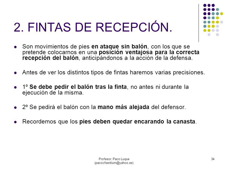 Profesor: Paco Luque (pacocfseritium@yahoo.es) 34 2.