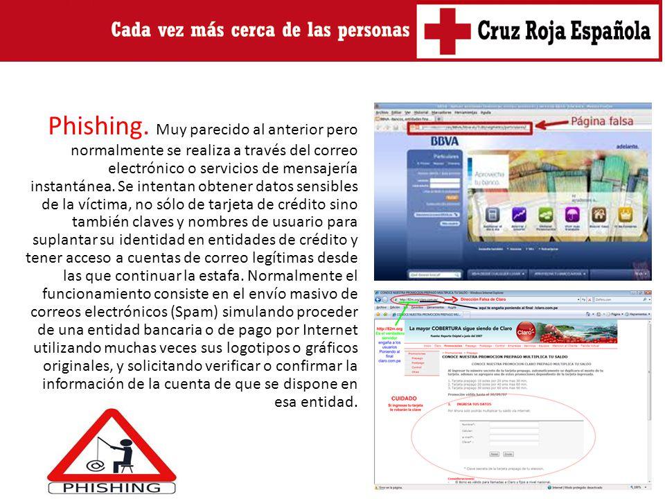 Phishing.