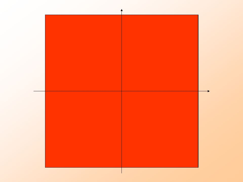Haz lo mismo con otro papel de otro color. Divídelo ahora en 8 partes. Continuando