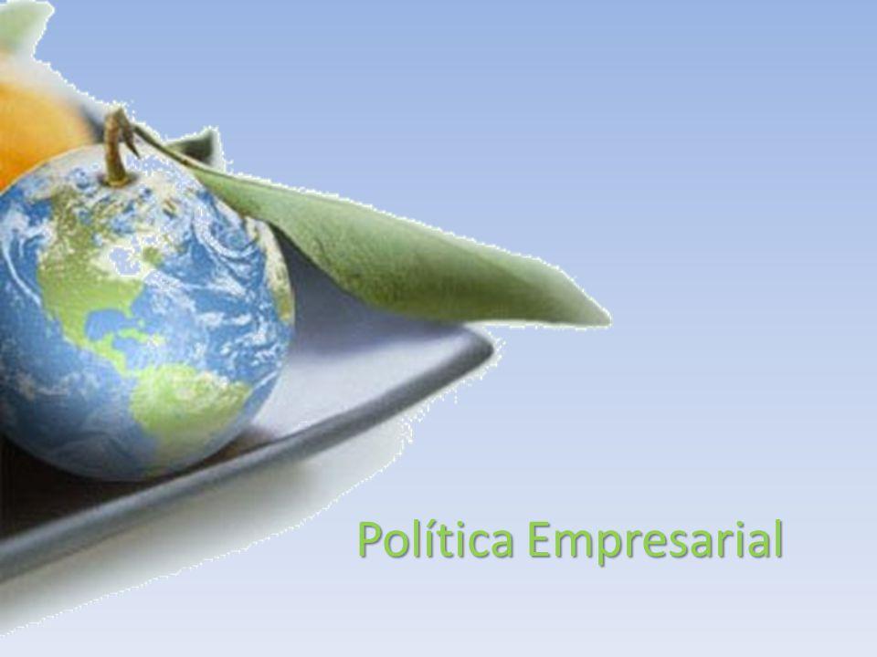 Política Empresarial