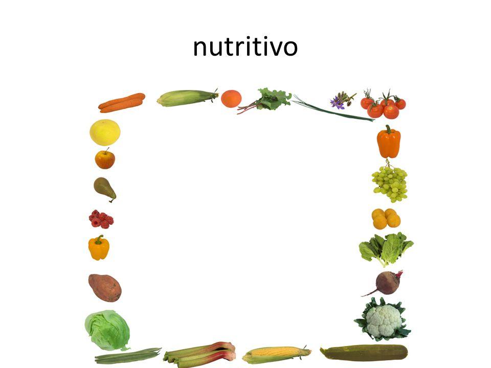 nutritivo
