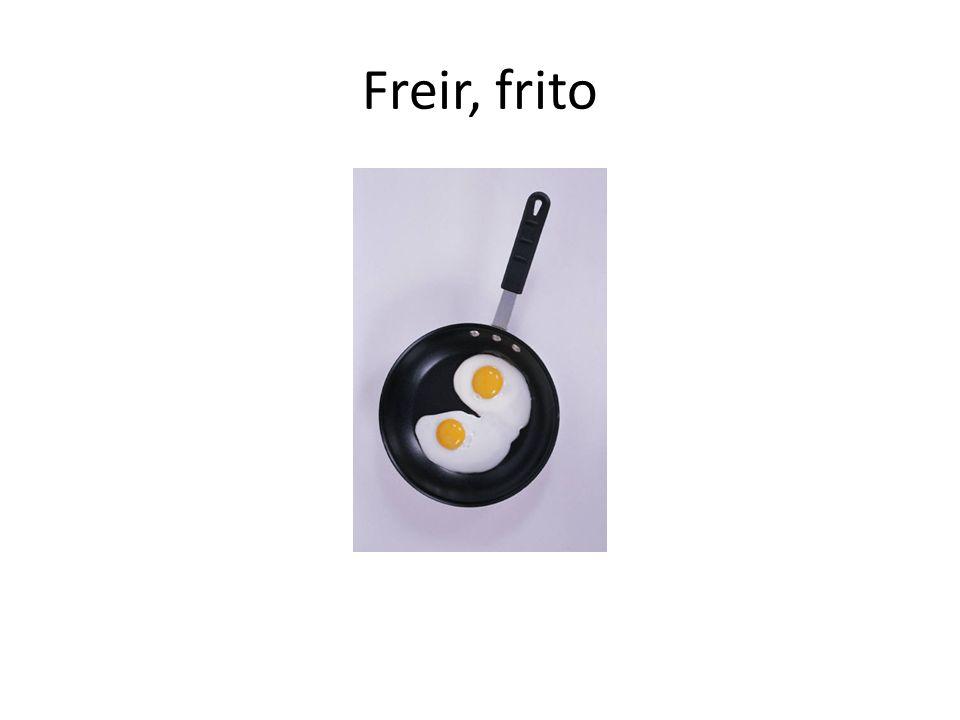 Freir, frito