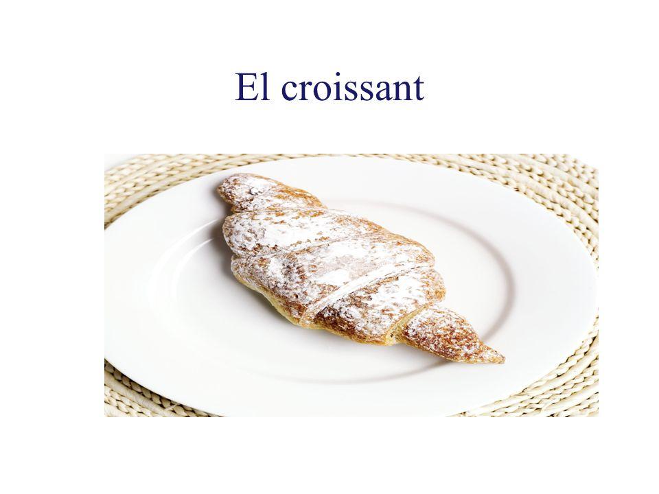 El croissant