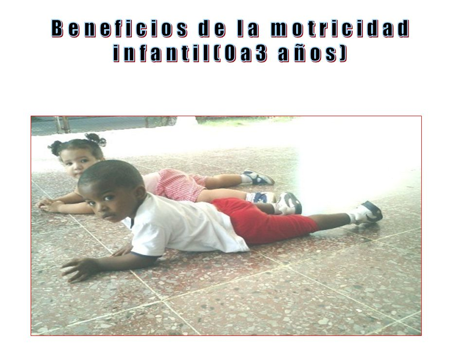 MOTRICIDAD GRUESA : se dirige a la ejercitación de los grandes grupos musculares, de todo el cuerpo o de segmentos corporales, para ello se incluyen ejercicios pasivos y activos.
