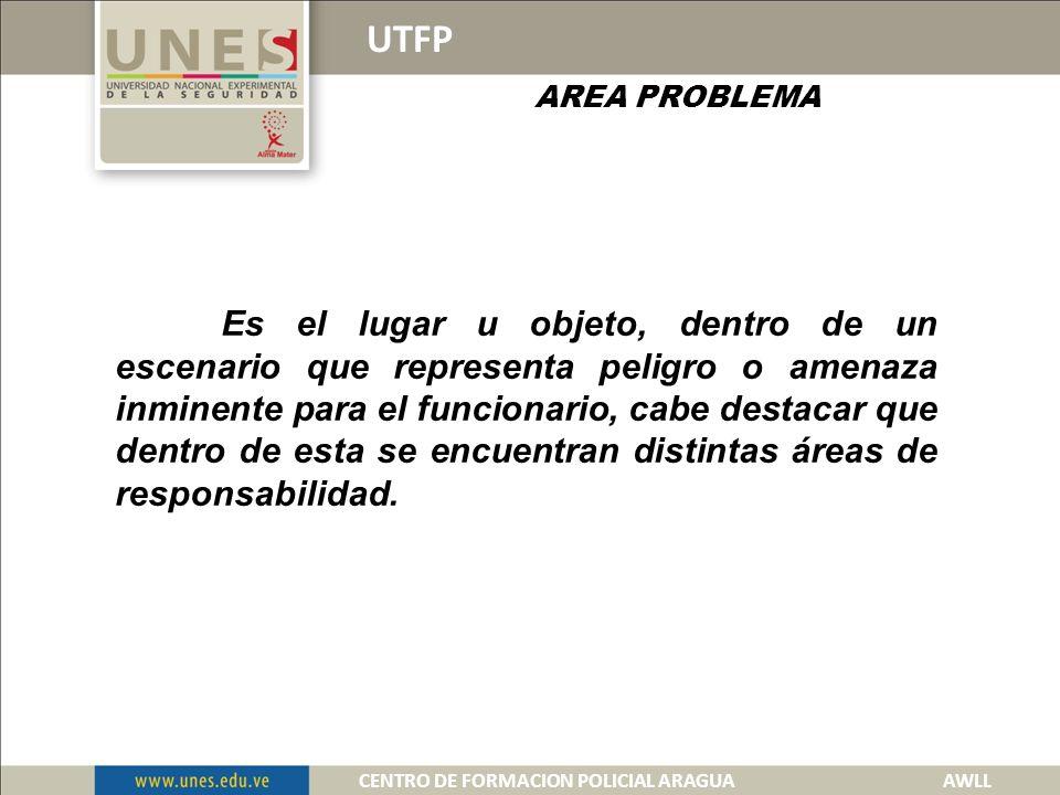 UTFP PERIMETRO INTERNO CENTRO DE FORMACION POLICIAL ARAGUA AWLL