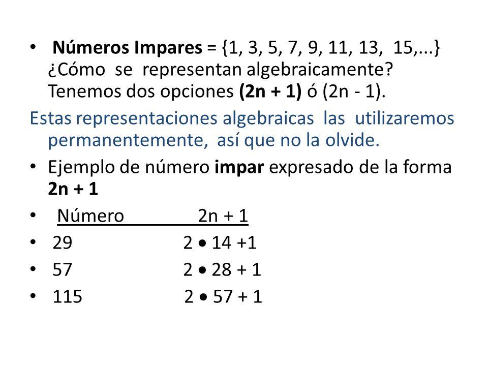 NÚMEROS PRIMOS Números Primos: Un número, mayor o igual a 2, es primo cuando es divisible solamente por 1 y por sí mismo.