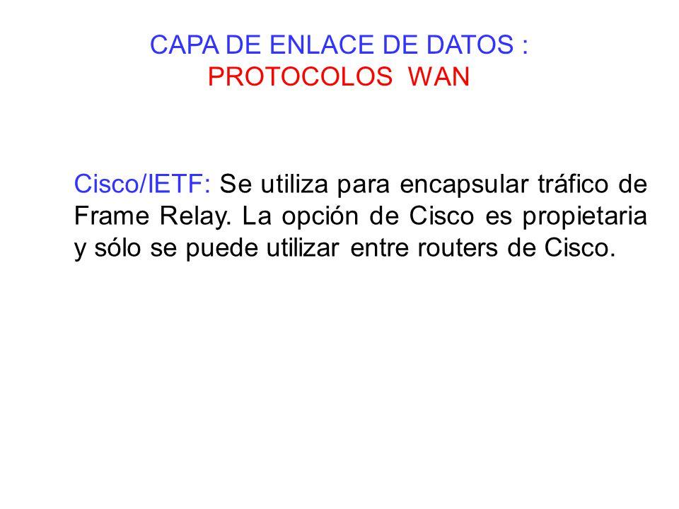 """La presentaci�n """"Tecnolog�as WAN (MODULO ESPECIALIDAD) Instituto ..."""