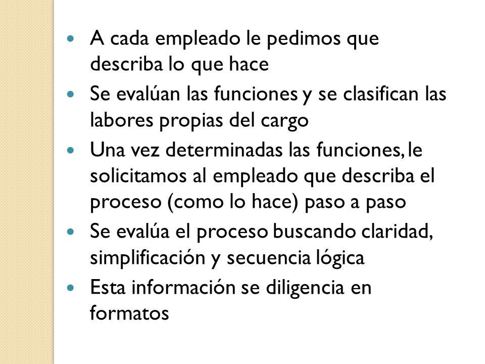 Departamento : Financiero Proceso : Pago a proveedores SECUENCIADEPENDENCIARESPONS.DESCRIPCION 1.