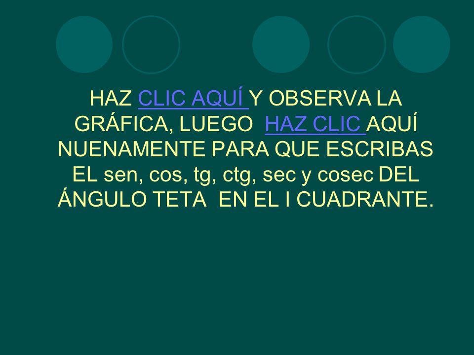 OBSERVA TU LIBRO Y CONTESTA EN TU CUADERNO ¿ Qué es un ángulo cuadrantal?, DIBUJA LOS ÁNGULOS CUADRANTALES, PONLE VALORES A x, y, r.
