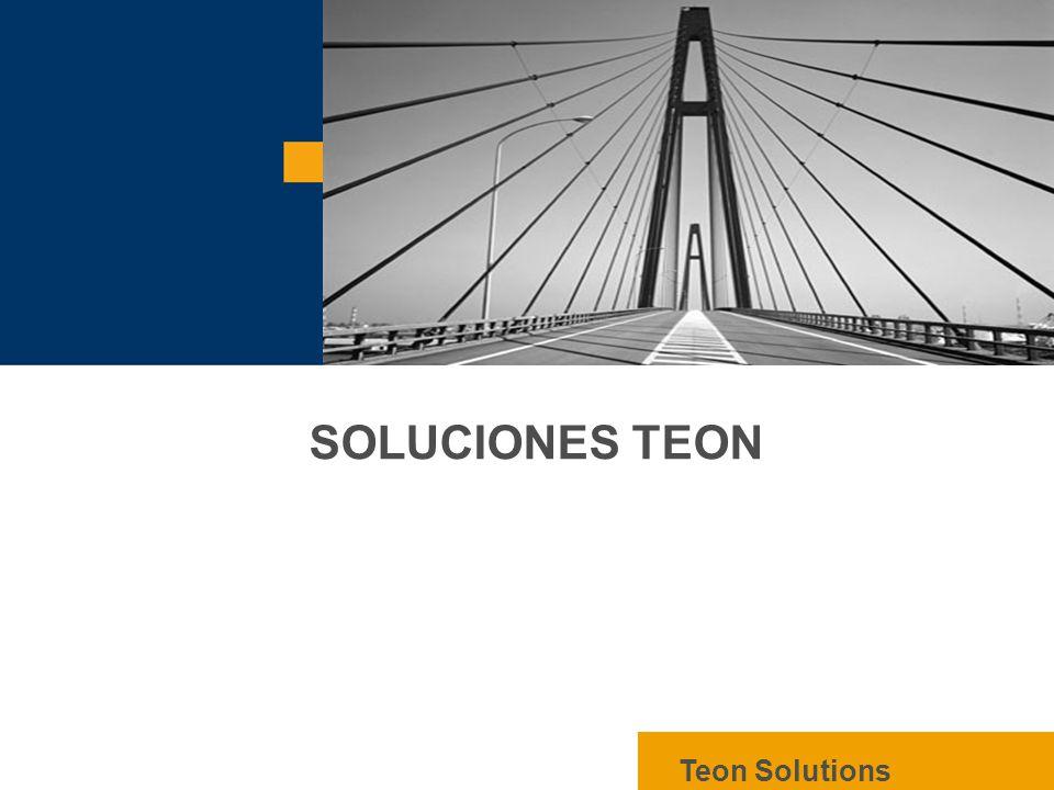 SOLUCIONES TEON Teon Solutions
