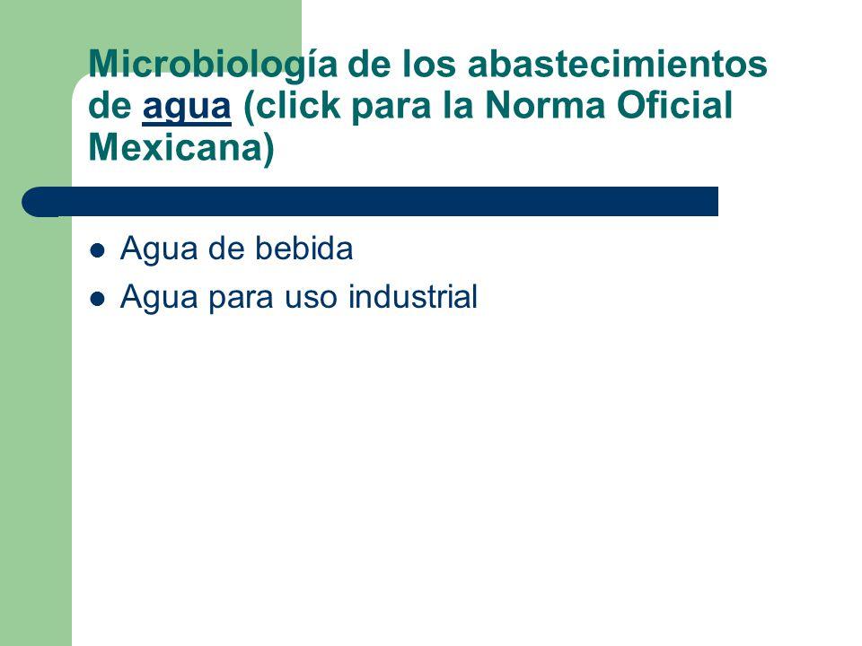 Concentraciones de cloro propuestas para distintas finalidades en las industrias alimentarias ppm (expresada como cloro residual total) Agua de bebida0.2 Agua uso industrial0-0.5 Limpieza10-20 Desinfección100-250 Agua para aclarados1-5 Enfriamiento (latas)0.5-10 Agua para el transporte de alimentos 0.5-5 Rociadores continuos1.5-3 Agua para enfriar la carne5-200 Descongelación del pescado5-10