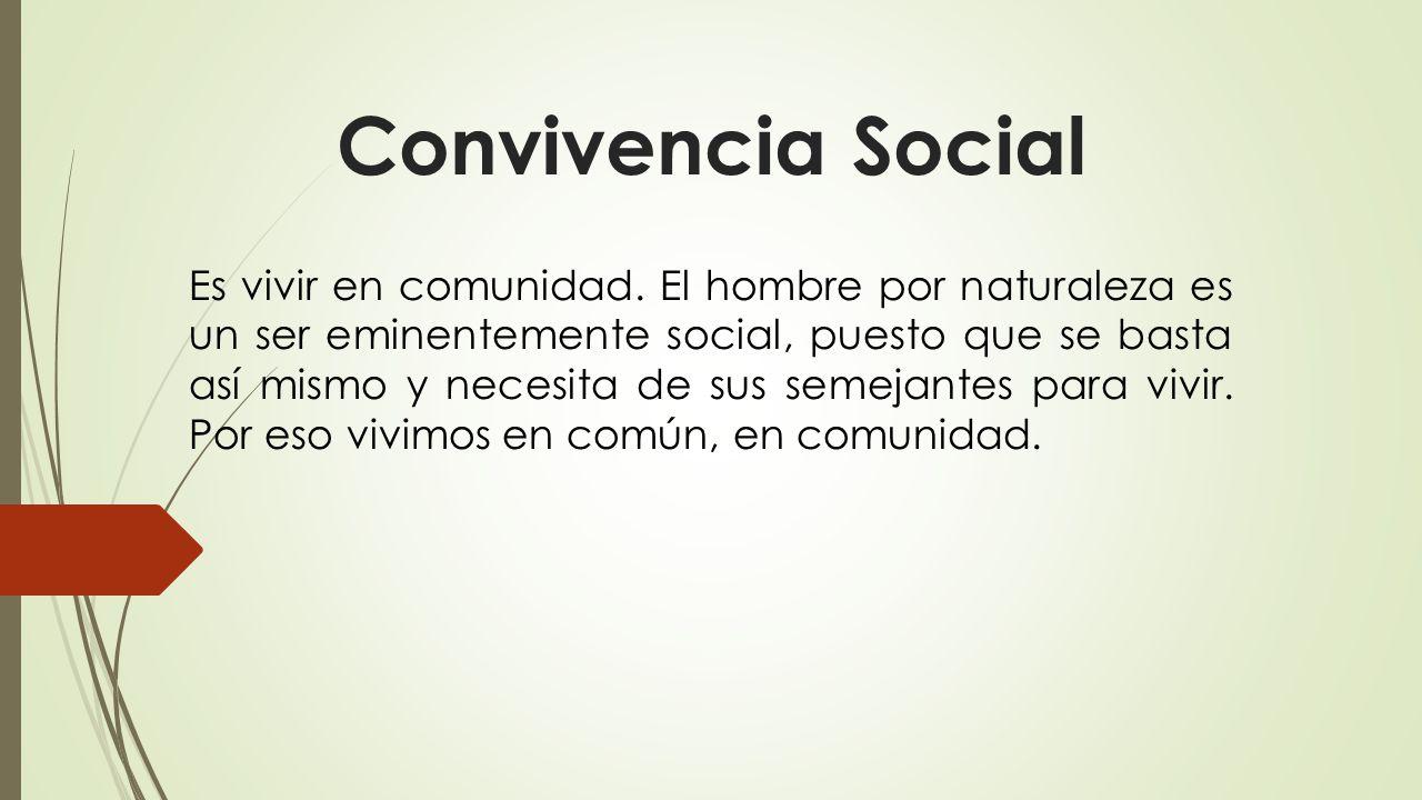 el hombre es un ser social por naturaleza: