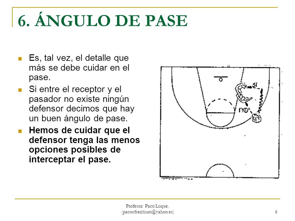 Profesor: Paco Luque.(pacocfseritium@yahoo.es) 7 6.