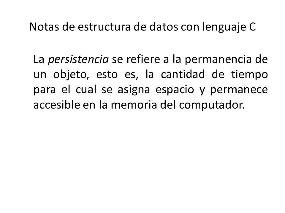 de arreglos de lenguaje c: