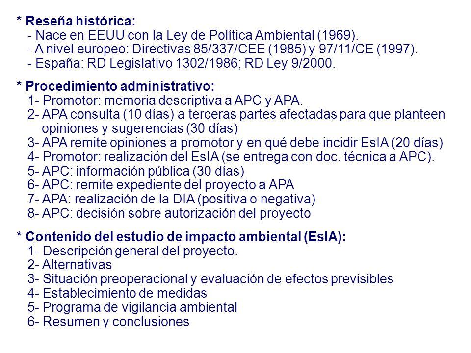 30 de la ley 6 1985: