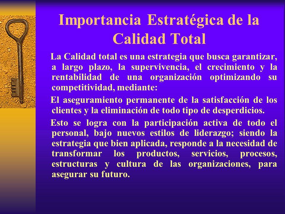 PARA IMPLEMENTAR UN SISTEMA DE GESTION DE CALIDAD CON ENFOQUE A CALIDAD TOTAL ES NECESARIO.