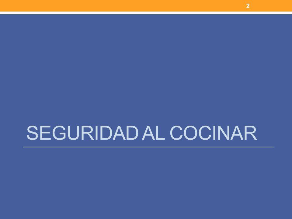 SEGURIDAD AL COCINAR 2