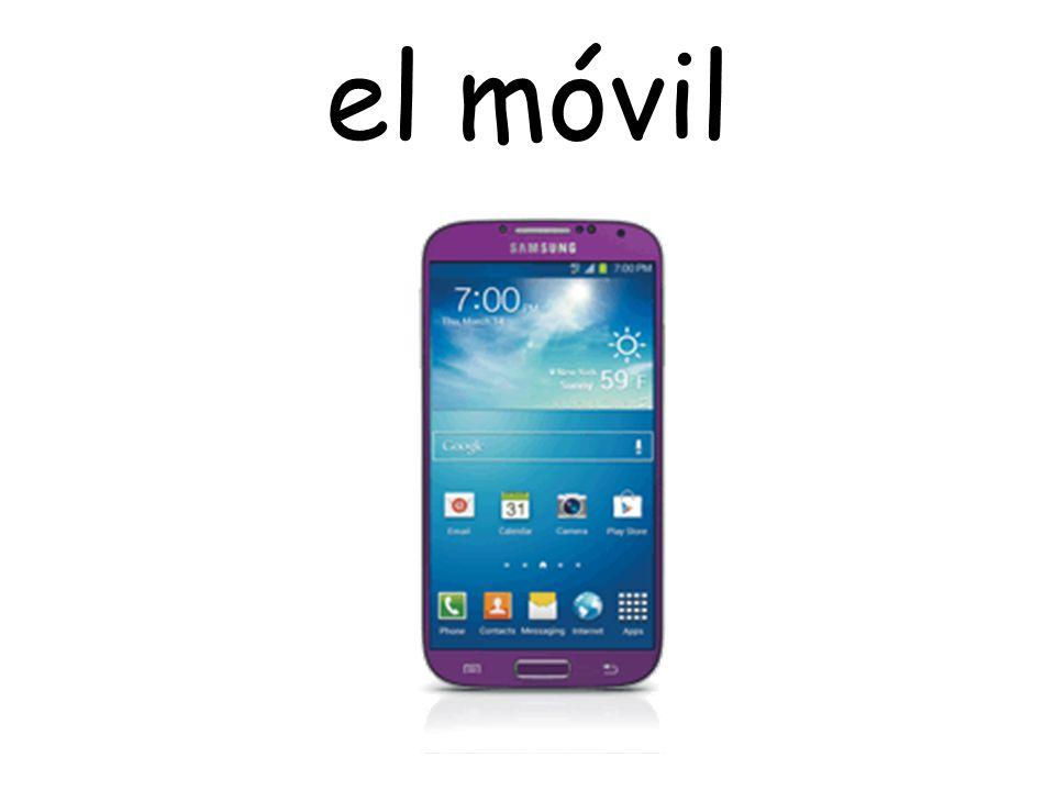 el móvil