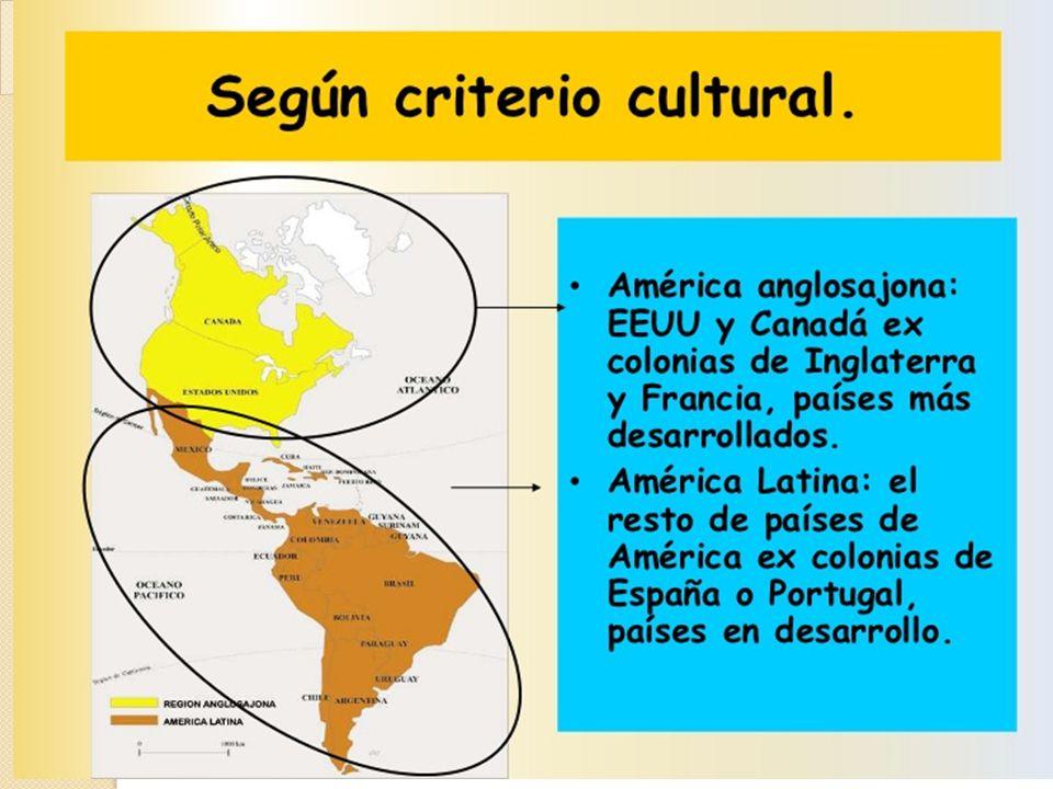 Amrica cultural Latinoamrica Amrica Anglosajona  ppt video
