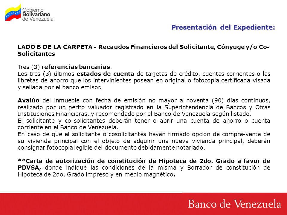 impuesto sobre renta venezuela credito hipotecario: