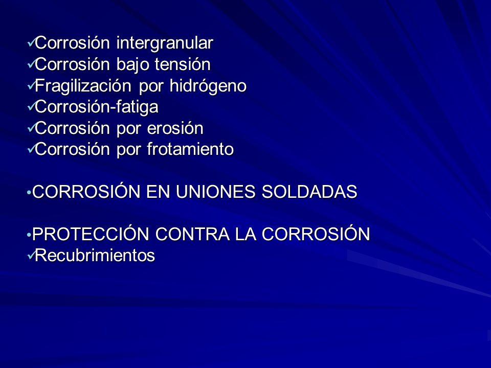  FUNDAMENTOS DE LA CORROSIÓN La corrosión se define como el ataque químico o electroquímico de una determinada sustancia al reaccionar con el medio circundante.