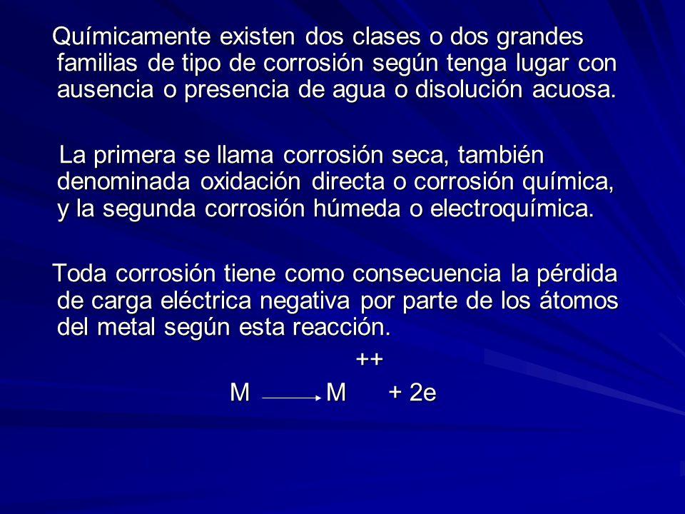 La situación del material atacado por otro de mayor resistencia del medio puede ser una buena solución a este tipo de corrosión, así como la adición de inhibidores de la reacción o pasivadores del material.
