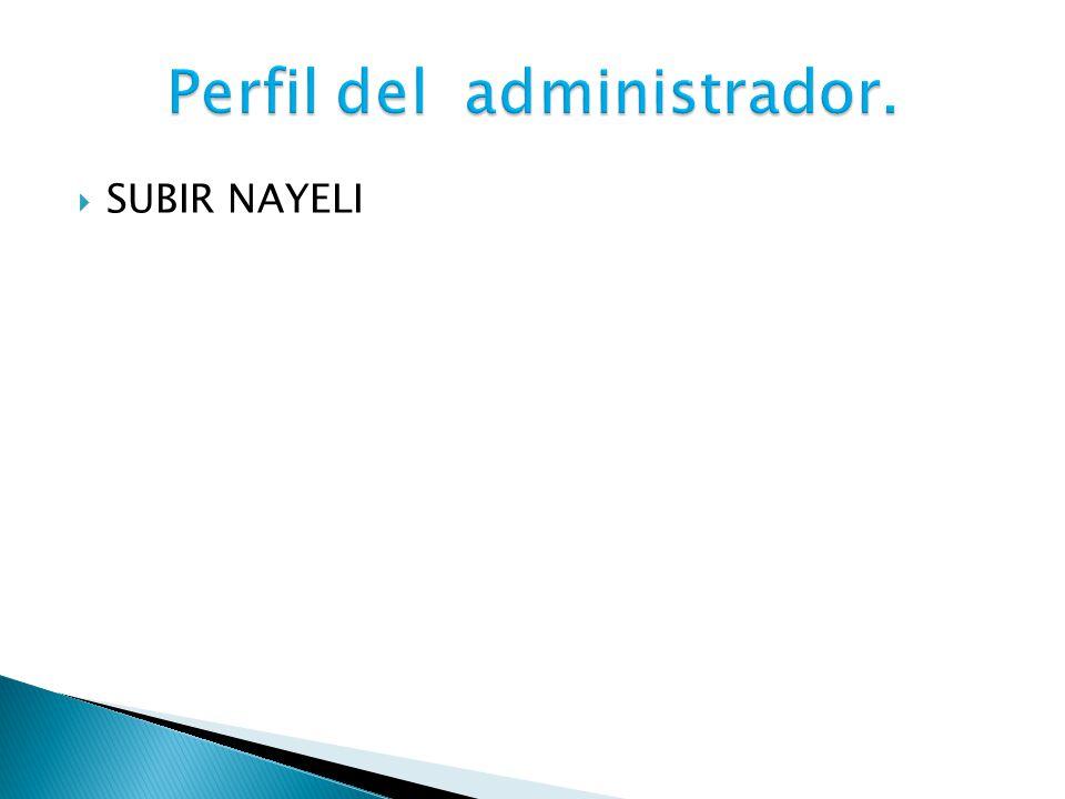  SUBIR NAYELI