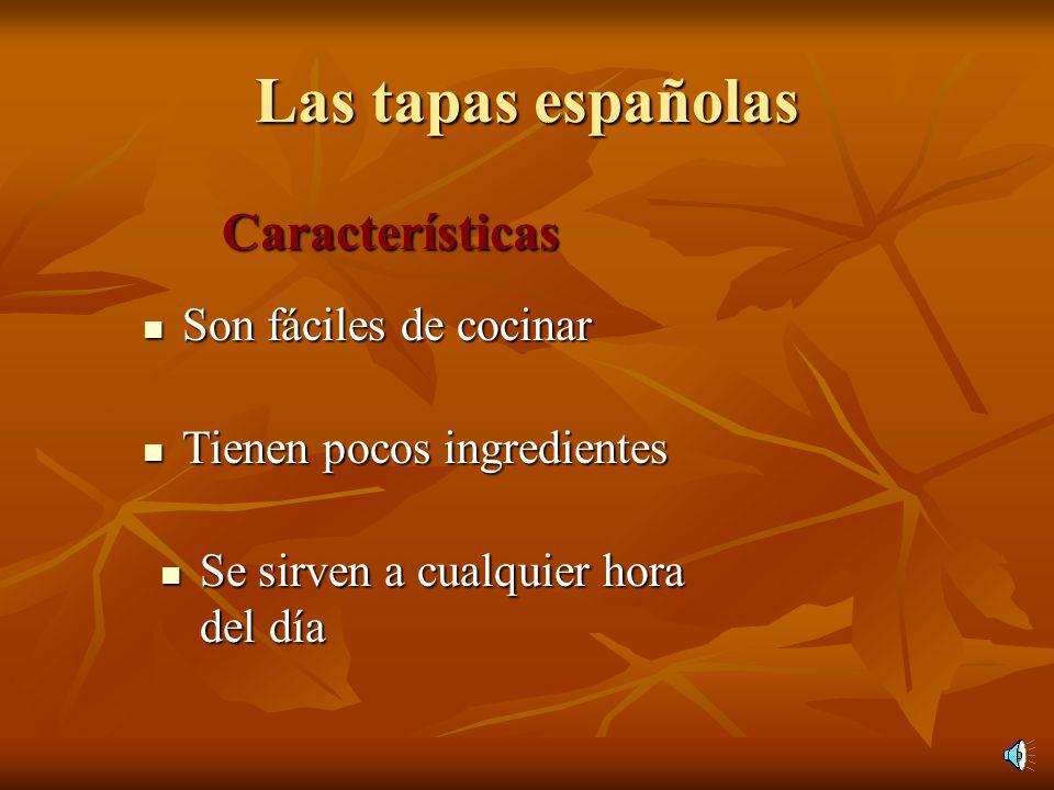 La Tortilla de Patatas Tapas Españolas Ana Trigo