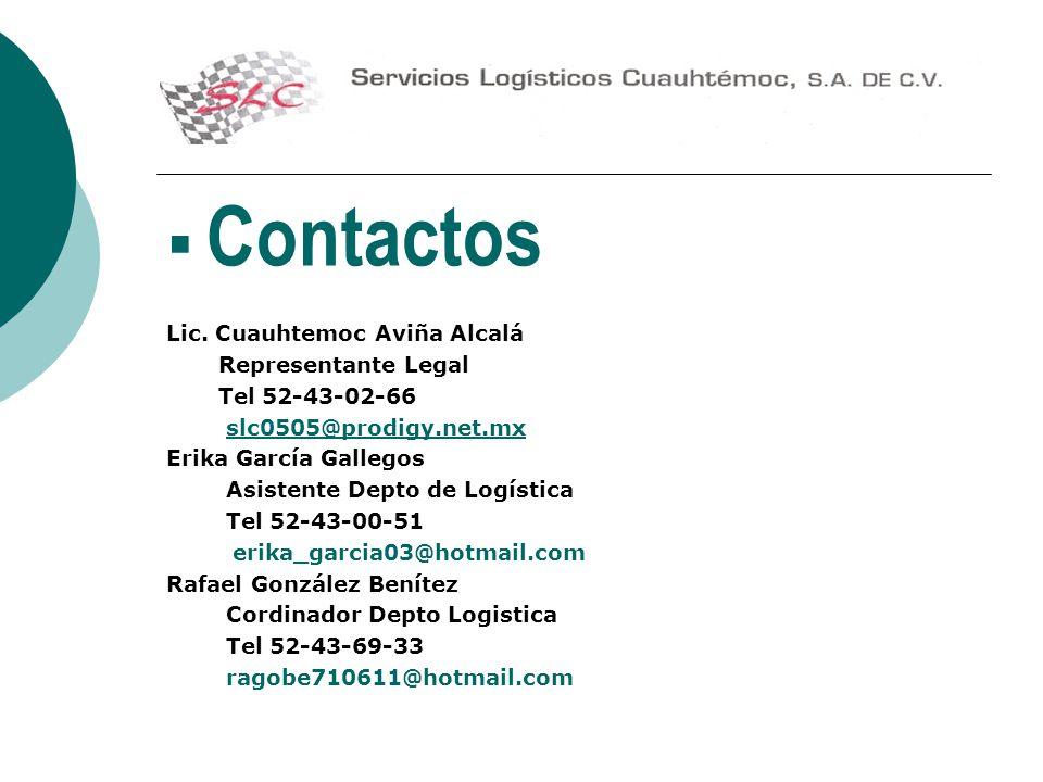 contactos lic with mudanzas gallego