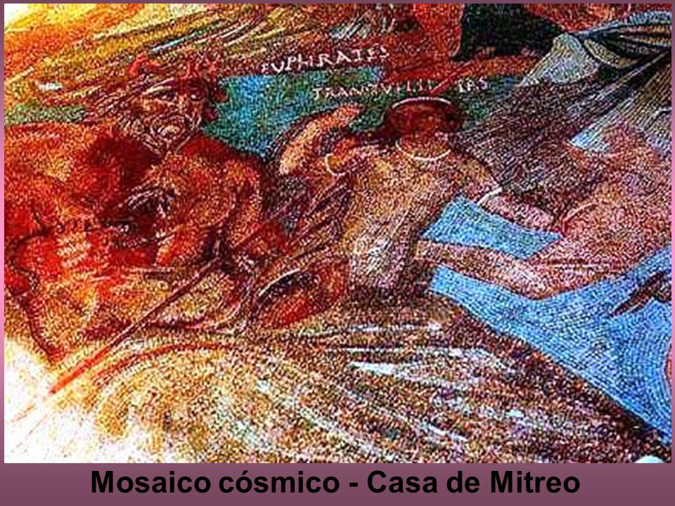 Ruinas de la Casa de Mitreo
