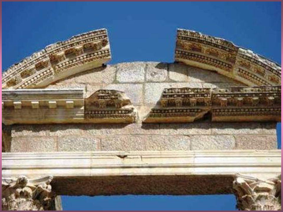 Teatro romano de Mérida, construcción promovida por el cónsul Marco Vipsanio Agripa, en la ciudad romana de Emerita Augusta, actual Mérida.