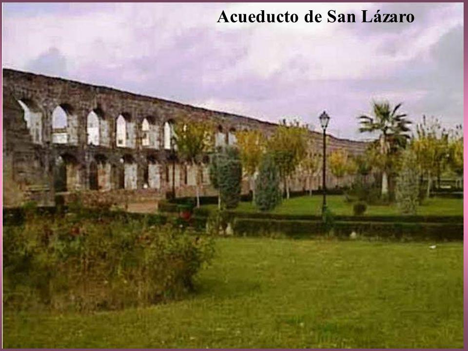 El acueducto de los Milagros era una de las conducciones que, en época romana, suministraban agua a la ciudad de Emérita Augusta.