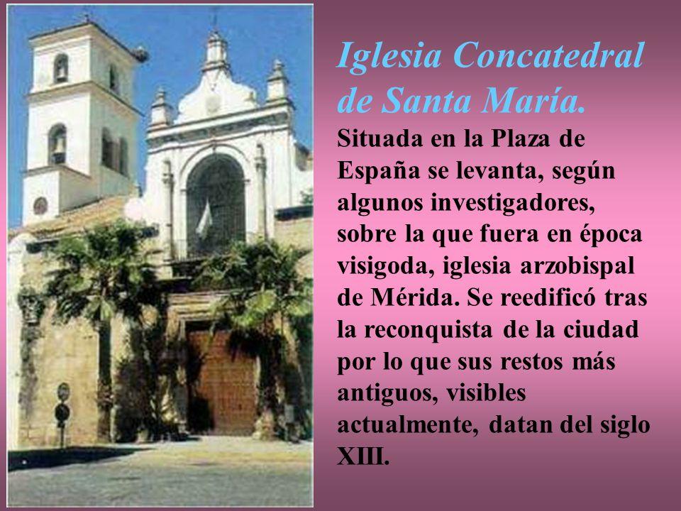 Mérida es la capital de la Comunidad Autónoma de Extremadura y sede de sus instituciones de gobierno.