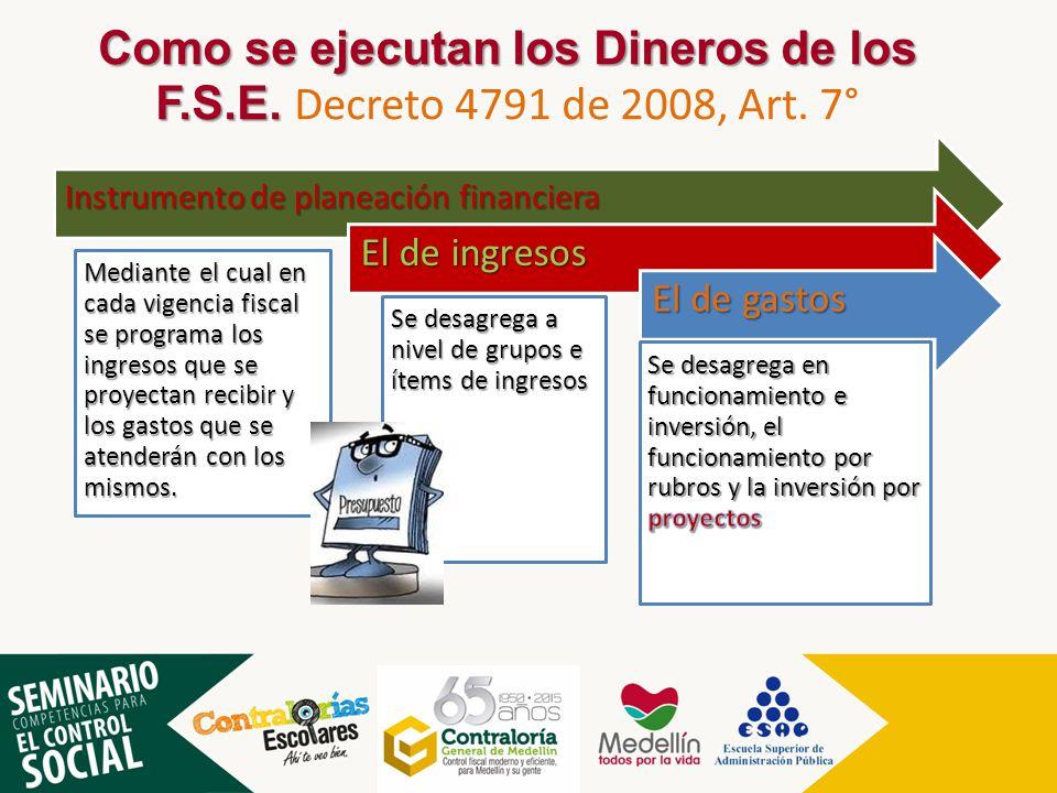 Instrumento de planeación financiera Mediante el cual en cada vigencia fiscal se programa los ingresos que se proyectan recibir y los gastos que se at