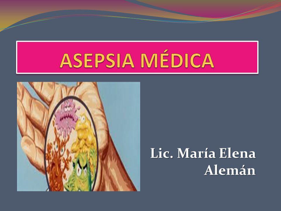 Lic. María Elena Alemán