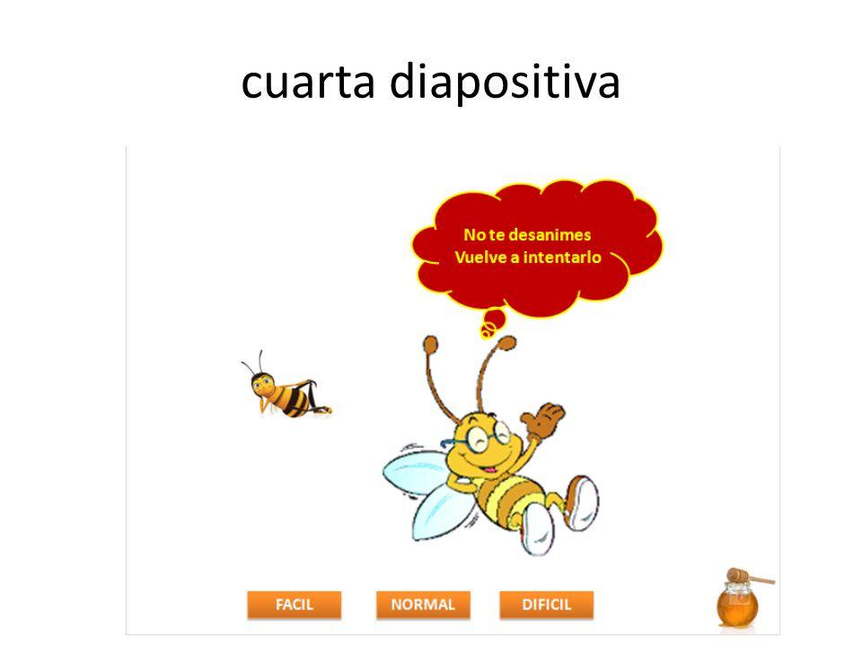 cuarta diapositiva