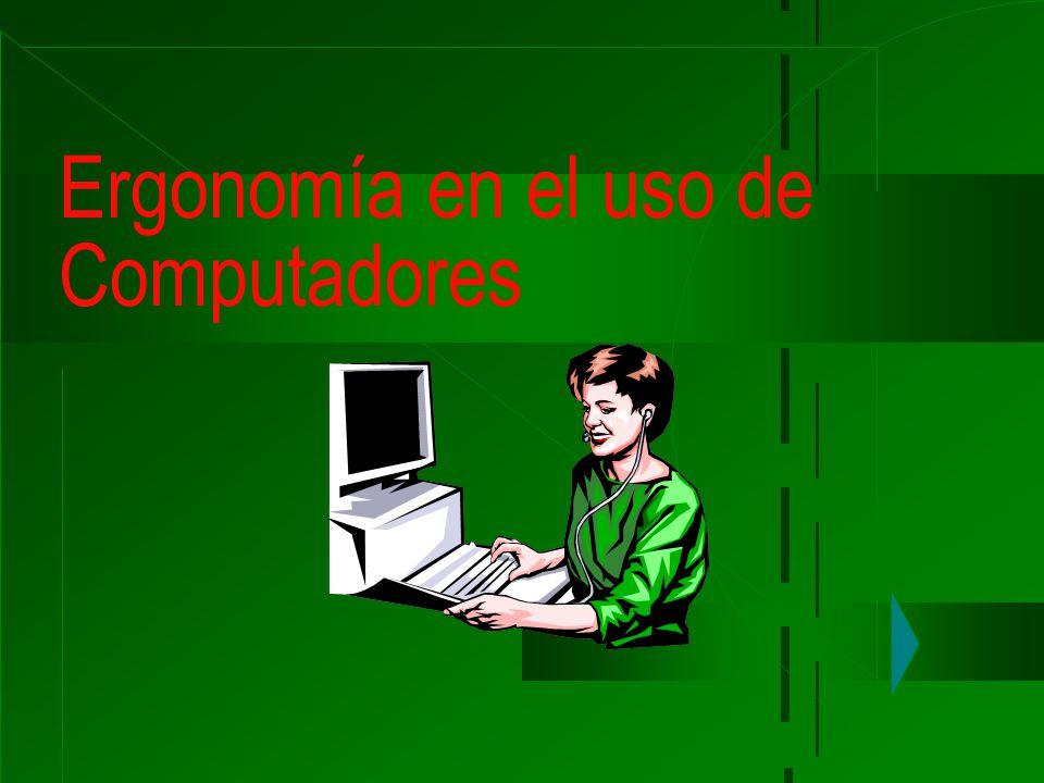 La ergonomía es la disciplina tecnológica que trata del diseño de lugares de trabajo, herramientas y tareas que coinciden con las características fisiológicas, anatómicas, psicológicas y las capacidades del trabajador.