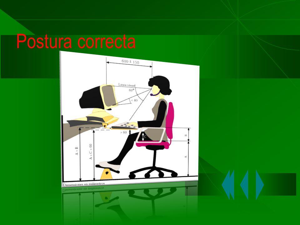 Garantiza una correcta disposición del espacio del trabajo.