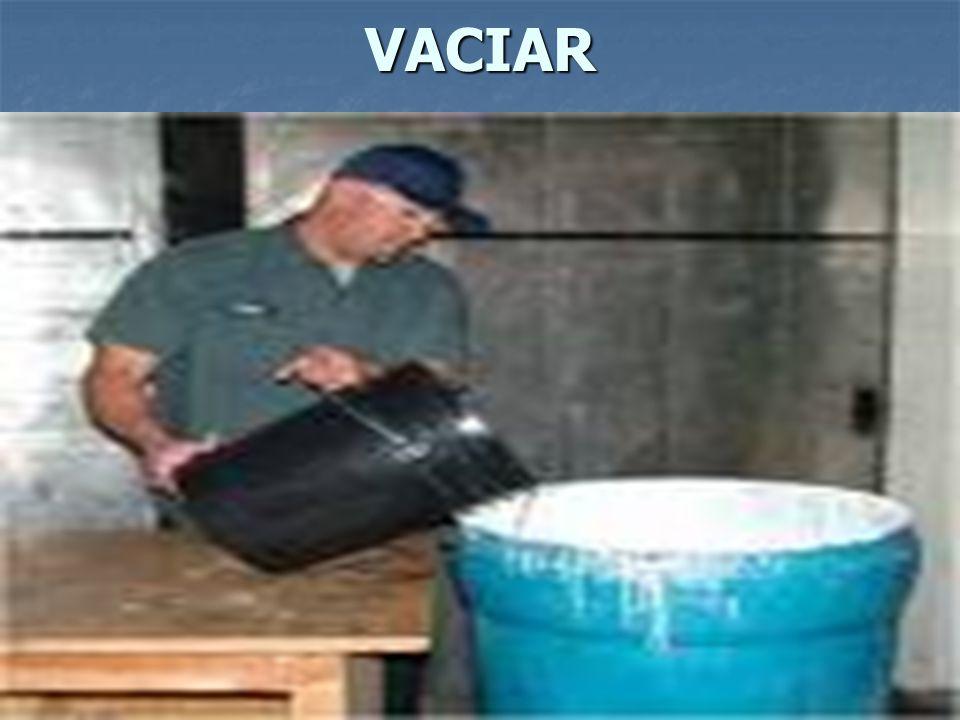 VACIAR
