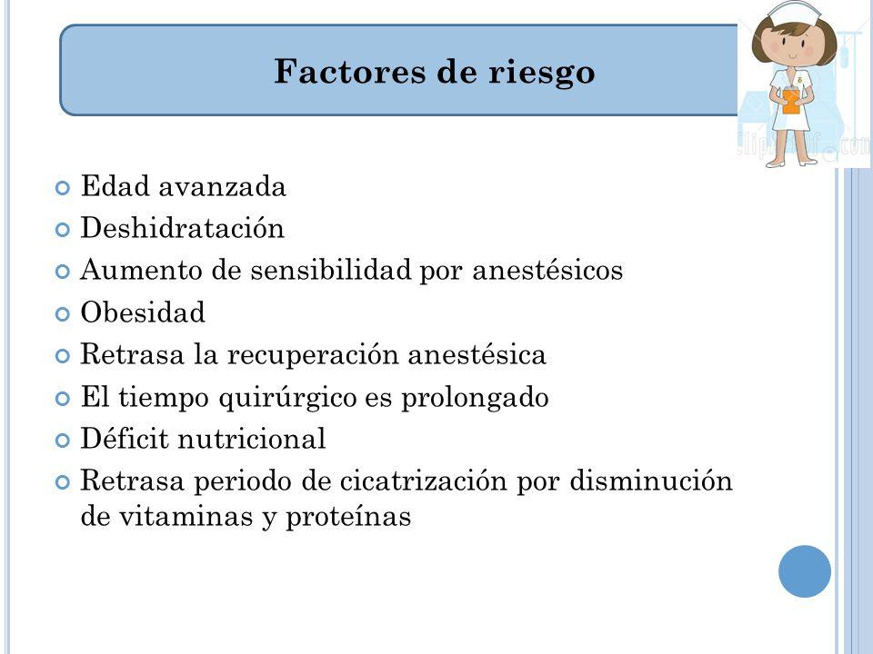 Shock Hipotensión, taquicardia, pulso filiforme, cianosis, diaforesis, piel fría.