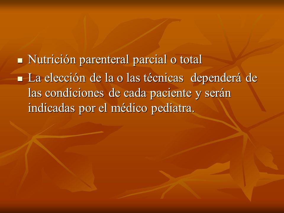 TECNICAS DE APOYO PARA AUMENTAR APORTE ENERGÉTICO Enriquecimiento de la alimentación oral habitual.