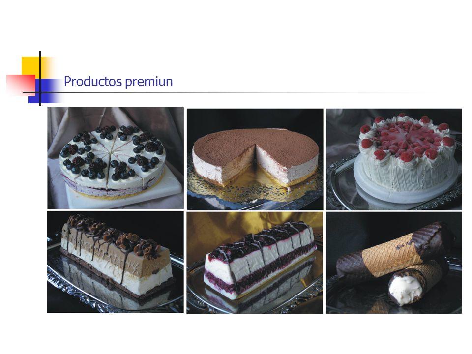Productos premiun