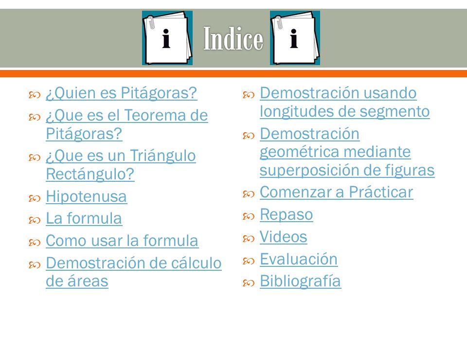  ¿Quien es Pitágoras. ¿Quien es Pitágoras.  ¿Que es el Teorema de Pitágoras.