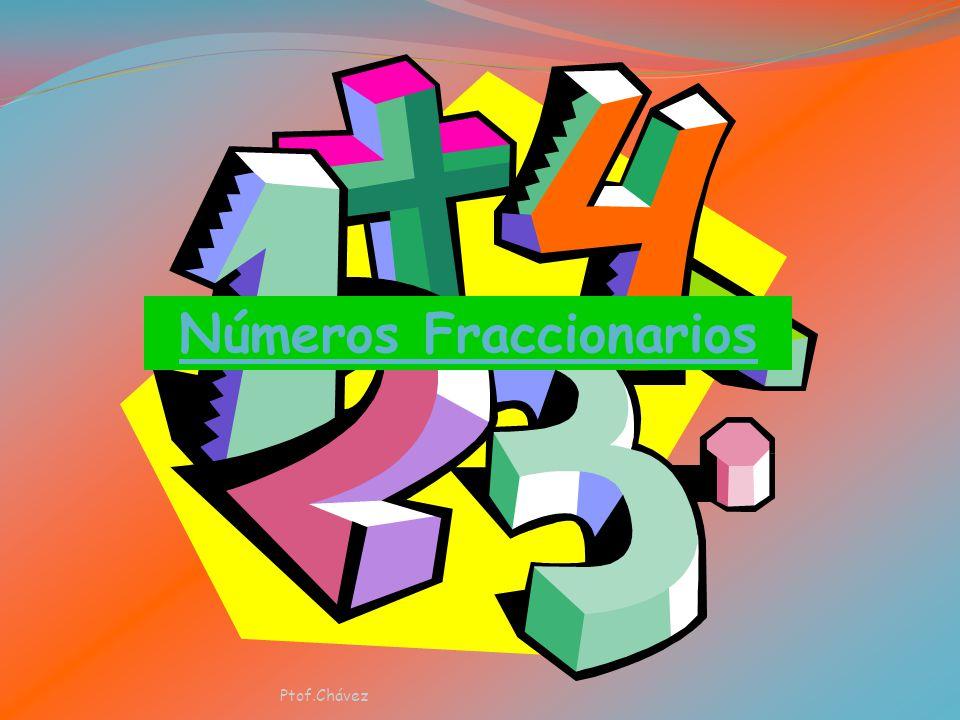 Definición de fracciones.Fracciones como operadores.
