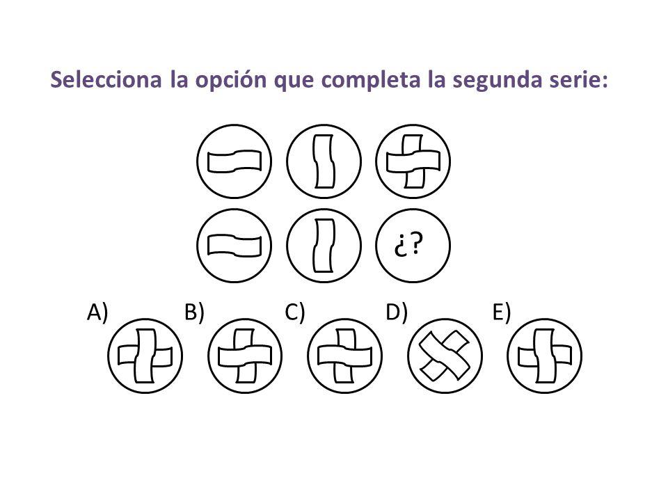 A)B)C)D)E) ¿?