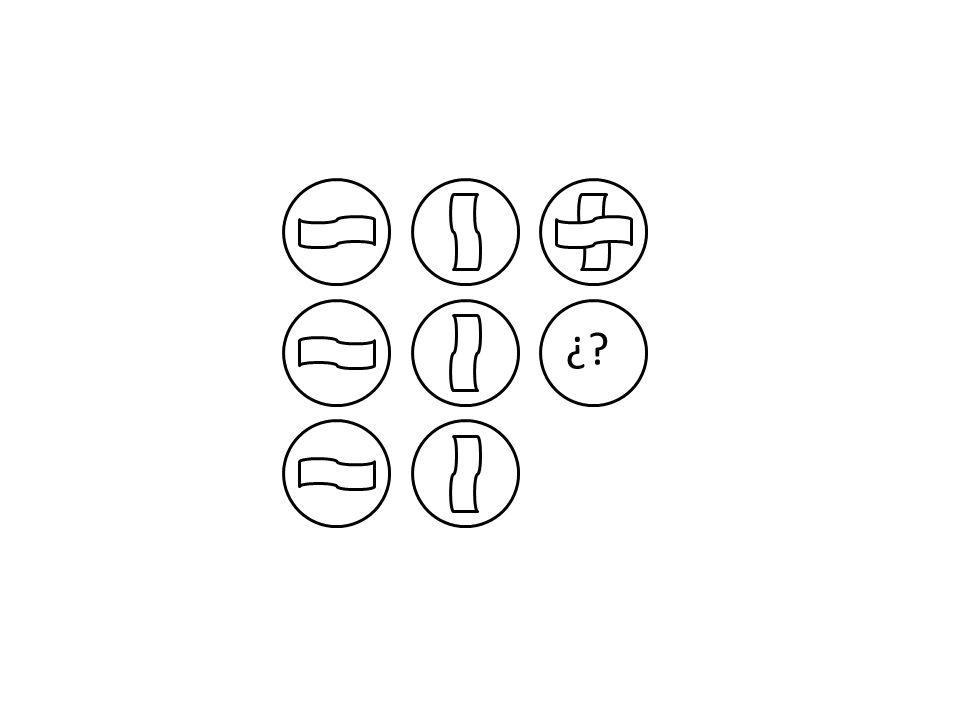 Selecciona la opción que completa la segunda serie: A)B)C)D)E) ¿?