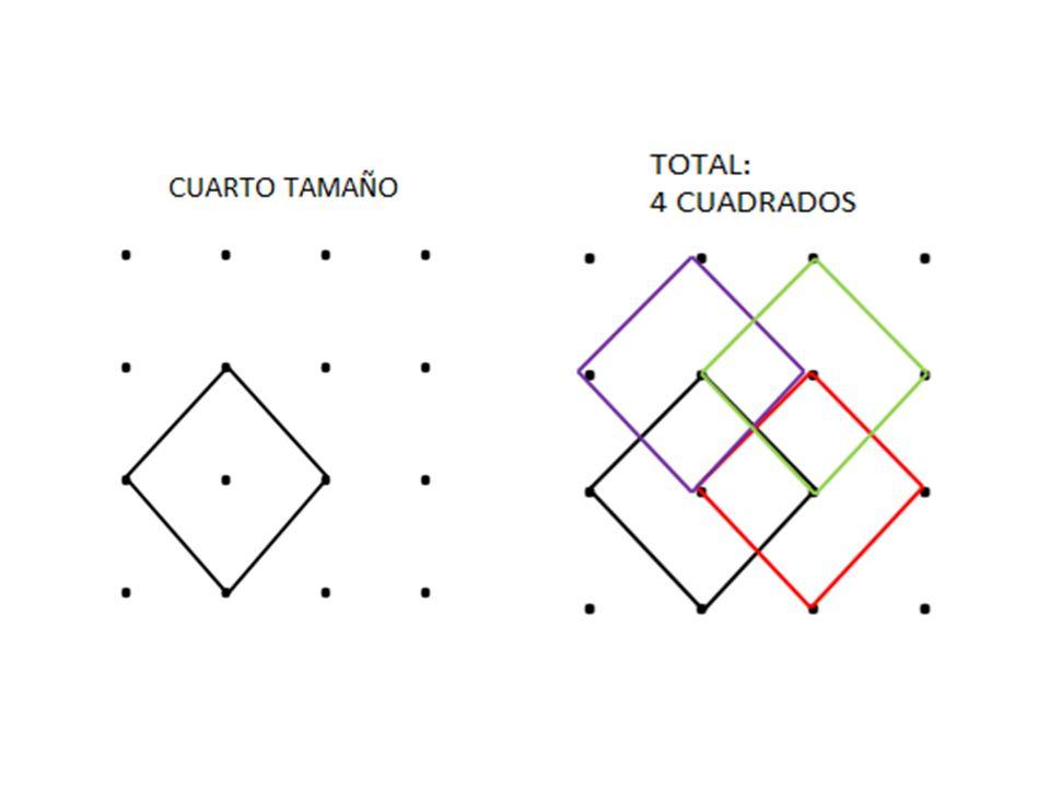 QUINTO TAMAÑO TOTAL: 2 CUADRADOS