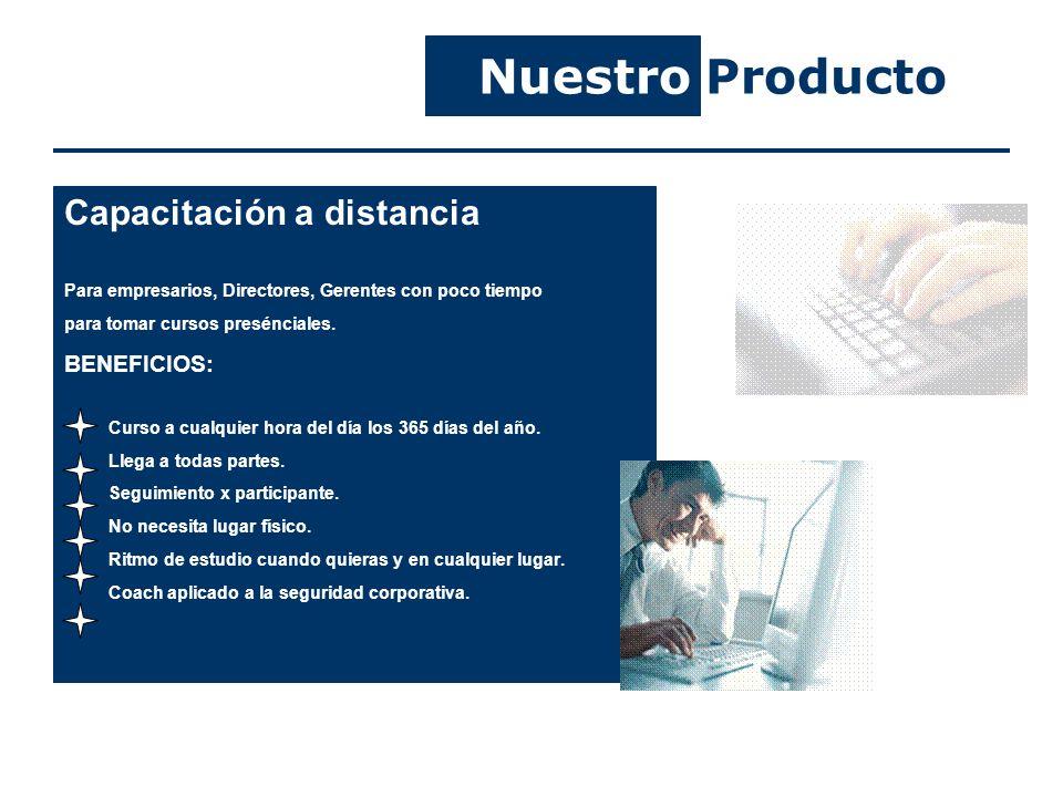 Capacitación a distancia Para empresarios, Directores, Gerentes con poco tiempo para tomar cursos presénciales.