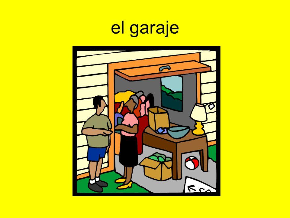 Baño De Tina Enfermeria:Vocabulario Lugares y Cosas el armario el ascensor / el elevador