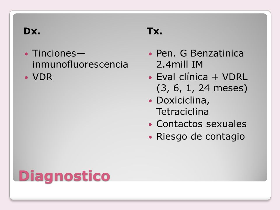 Diagnostico Dx.Tx.Tinciones— inmunofluorescencia VDR Pen.